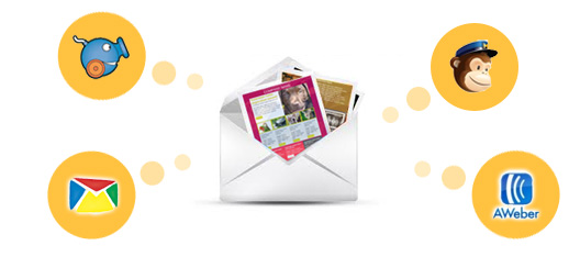 Compatible templates for mailers | Email newsletter templates collection